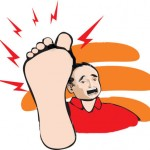 How to Solve Painful Hot Foot