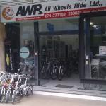 All Wheels Ride in Songkhla