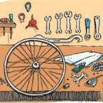 Build Your Own Bicycle Shop Workbench