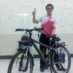 English Teacher's Cycling Experience in Thailand Expands Exponentially