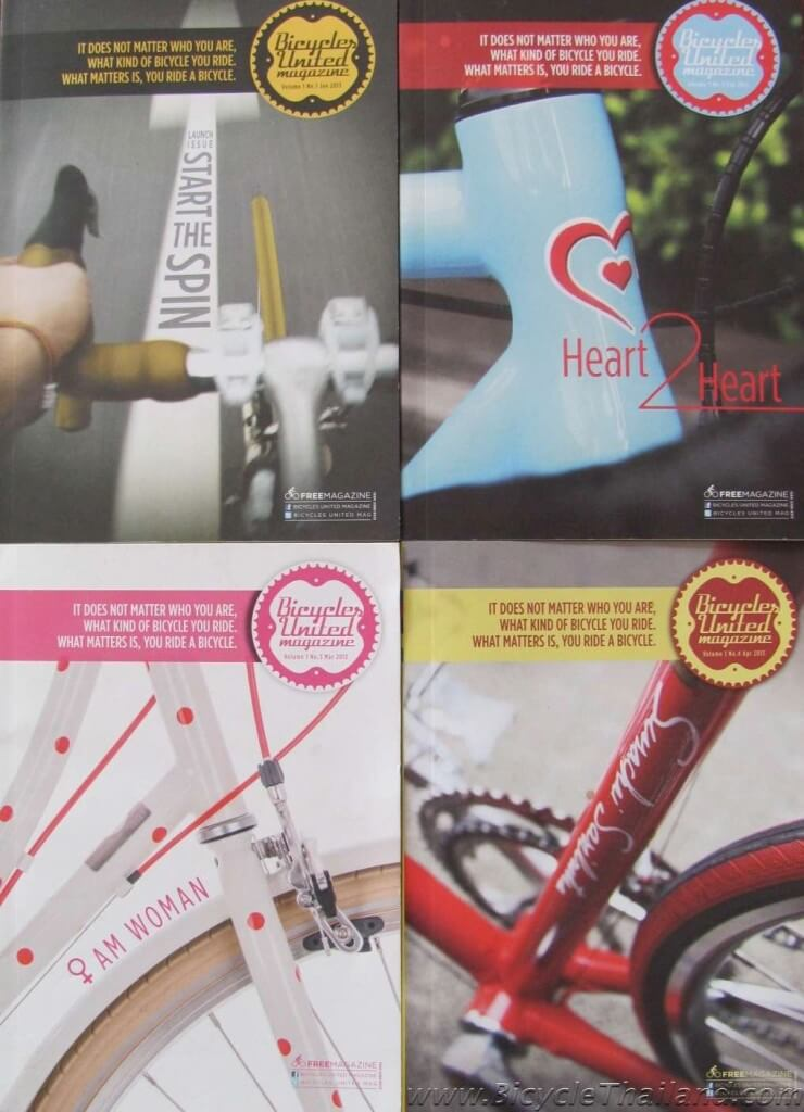 Bicycles United Magazine