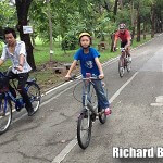 Cycle Ride around Suan Rot Fai in Bangkok