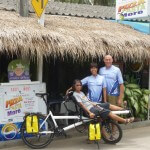 Top Pick Bicycle Touring Restaurant: Kasama's Pizza in Ban Krut