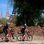 Ayutthaya Police Bicycle Units