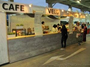 Cafe Velo Dome