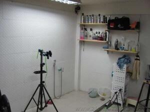 BKOOL Cafe bike detailing station