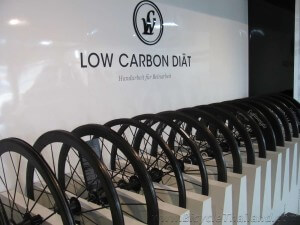 KH Cycle Lightweight wheels Low Carbon Diat