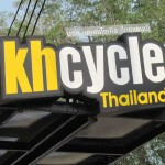KH Cycle Thailand in Bangkok