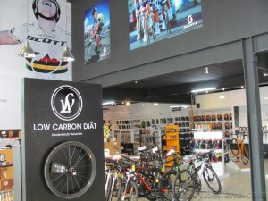 KH Cycle showroom 3