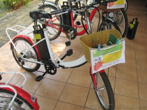 step through frame foldable electric bicycle