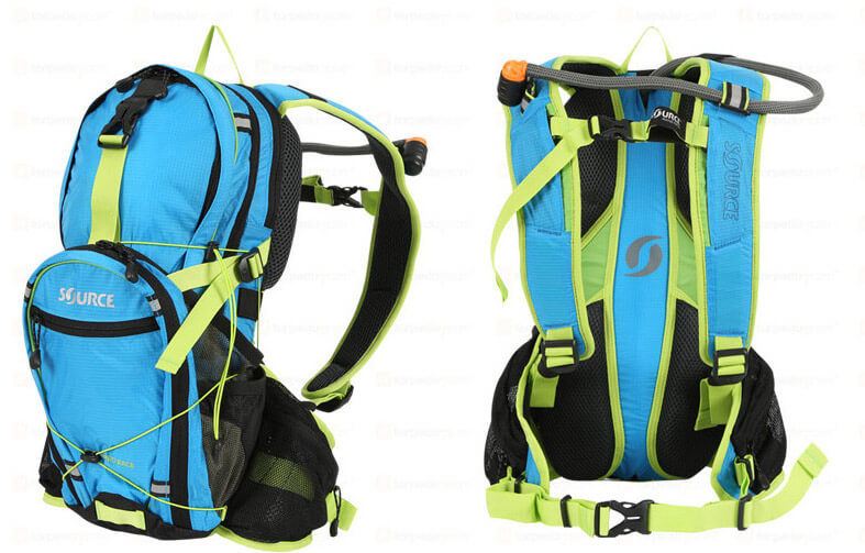 SOURCE Spinner Pro Race Hydration Pack 3 Litres / 100 oz ...