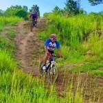 New MTB Trail near Pattaya – Map Prachan Reservoir