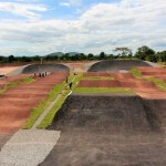 Chai Nat is home to Thailand's most beautiful BMX track