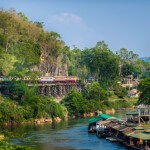 Grasshopper Adventures' 'Bridge Over the River Kwai' cycling tour