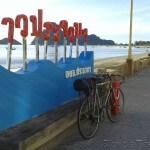 Prachuap Khiri Khan to Chumphon, a Royal Bike Road