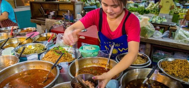 Chiang Mai Food Bike Tour