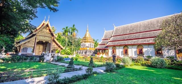 historic chiang mai