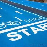 Test Ride on Suvarnabhumi Airport's 'Sky Lane' Cycling Path