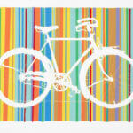 Custom Bicycle Painting in Thailand