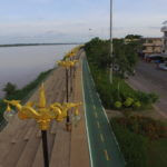 Nakhon Phanom to Build 60km Bike Lane along Mae Khong River to Boost Tourism