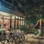 Top Pick Bicycle Touring Accommodation: Spinning Bear Hostel in Bangkok