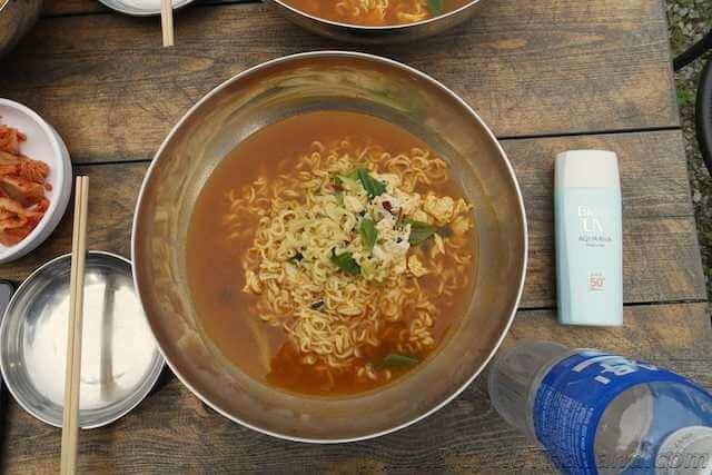 south-korea-cycling-trip-september-2016-big-bowl-of-noodles