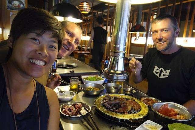 south-korea-cycling-trip-september-2016-korean-bbq