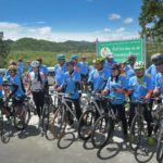 """Bike for Life, Sport's Tourism, Bike for All"""