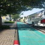 Investigations into Bangkok bike lanes that cause traffic jams