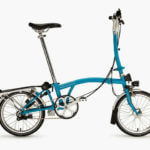 Brompton Brand Bicycles in Thailand