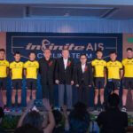 Thailand's newest road cycling team – Infinite AIS Cycling Team 2017