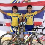 Thailand wins gold medal in the pre-SEA games cycling road competition 2017