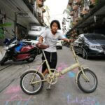 Don Kuson Community Bike Shop in Bangkok