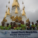 2010 Tour De Isan Charity Bicycle Ride