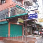 Eddy Cycles in Bangkok
