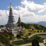 Top Cycling Climbs in Chiang Mai Thailand