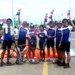 MUIC Cycling Club Flies High at July 8th Jai Sang Ma Race