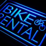 Renting a Bicycle in Chiang Mai Thailand