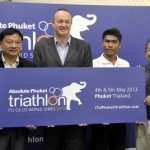 ITU World Triathlon Long Distance Series Comes to Phuket Thailand