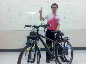 Bicycle Classroom