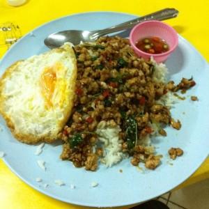 Phad Grapao Moo