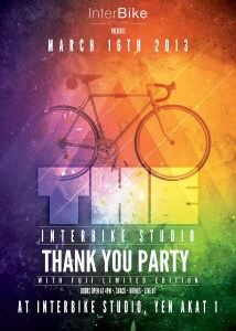 Interbike Party