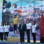 Following the Princess Maha Chakri Sirindhorn's Cup Tour of Thailand 2013 with the OCBC Singapore Pro Cycling Team – Stage 1