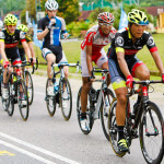 Following the Princess Maha Chakri Sirindhorn's Cup Tour of Thailand 2013 with the OCBC Singapore Pro Cycling Team – Stage 2