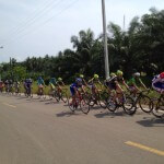 Following the Princess Maha Chakri Sirindhorn's Cup Tour of Thailand 2013 with the OCBC Singapore Pro Cycling Team – Stage 5