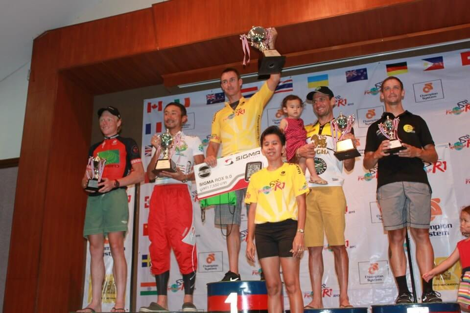 Tour of Friendship R1 2013 GC Winners