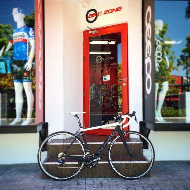 Bike Zone front doorwtmk