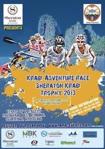 Sheraton Krabi Trophy 2013 Adventure Race_posterENG-05022013