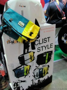 Kong Cycle bags