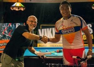 1st place winner Hua Hin Alleycat 2013